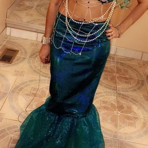 Other - Hand made tops for Mermaid costume